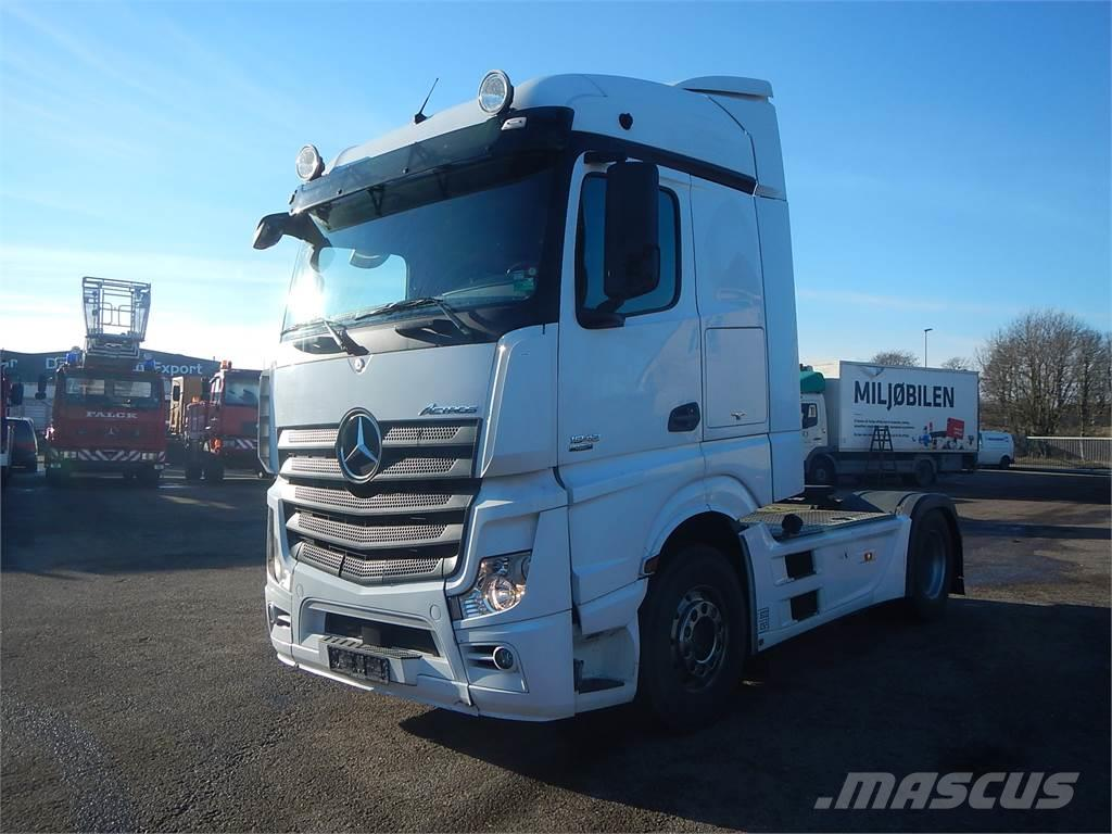used mercedes benz actros 1842 mp4 tractor units year. Black Bedroom Furniture Sets. Home Design Ideas
