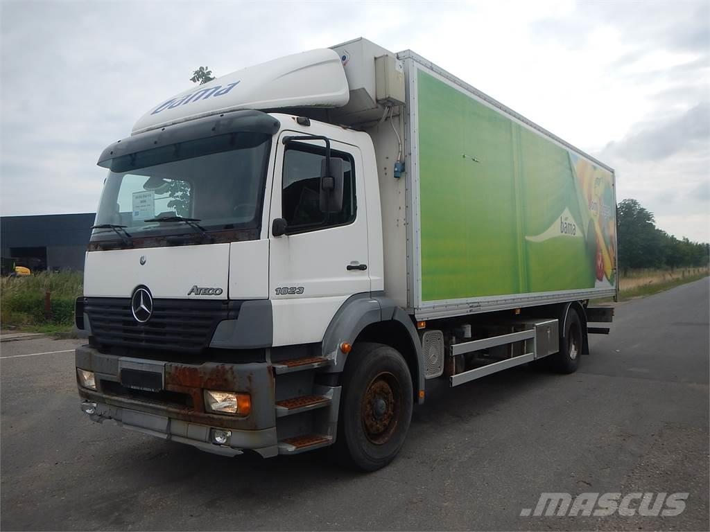 used mercedes benz atego 1823 other trucks year 2001 for sale mascus usa. Black Bedroom Furniture Sets. Home Design Ideas