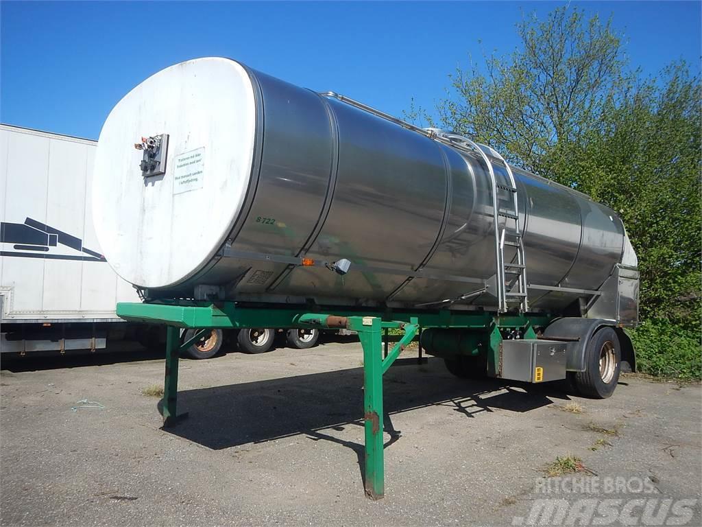 [Other] SVF City Mælke trailer 21000 liter