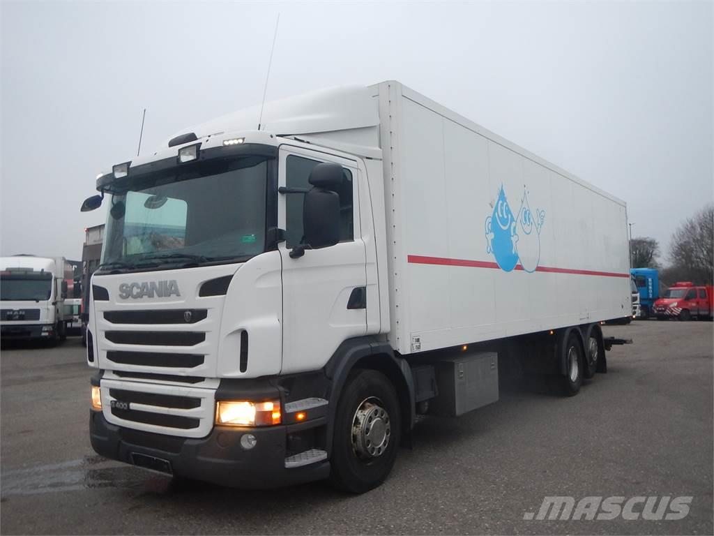Scania G400 Box