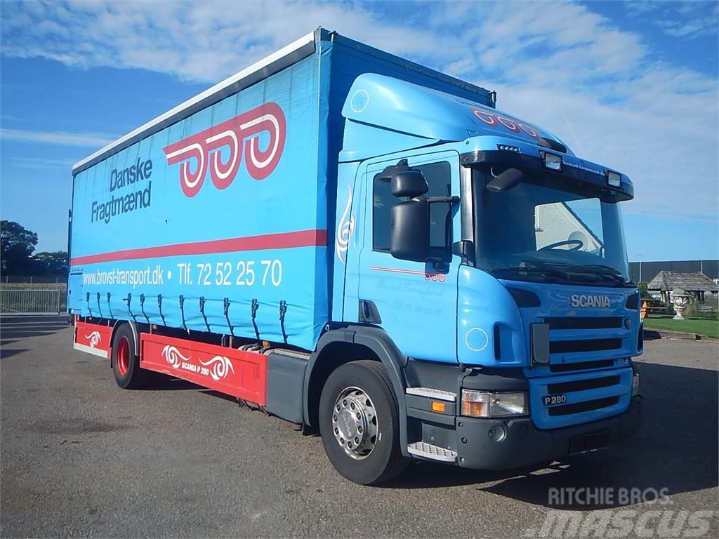 Scania P280 Euro-5