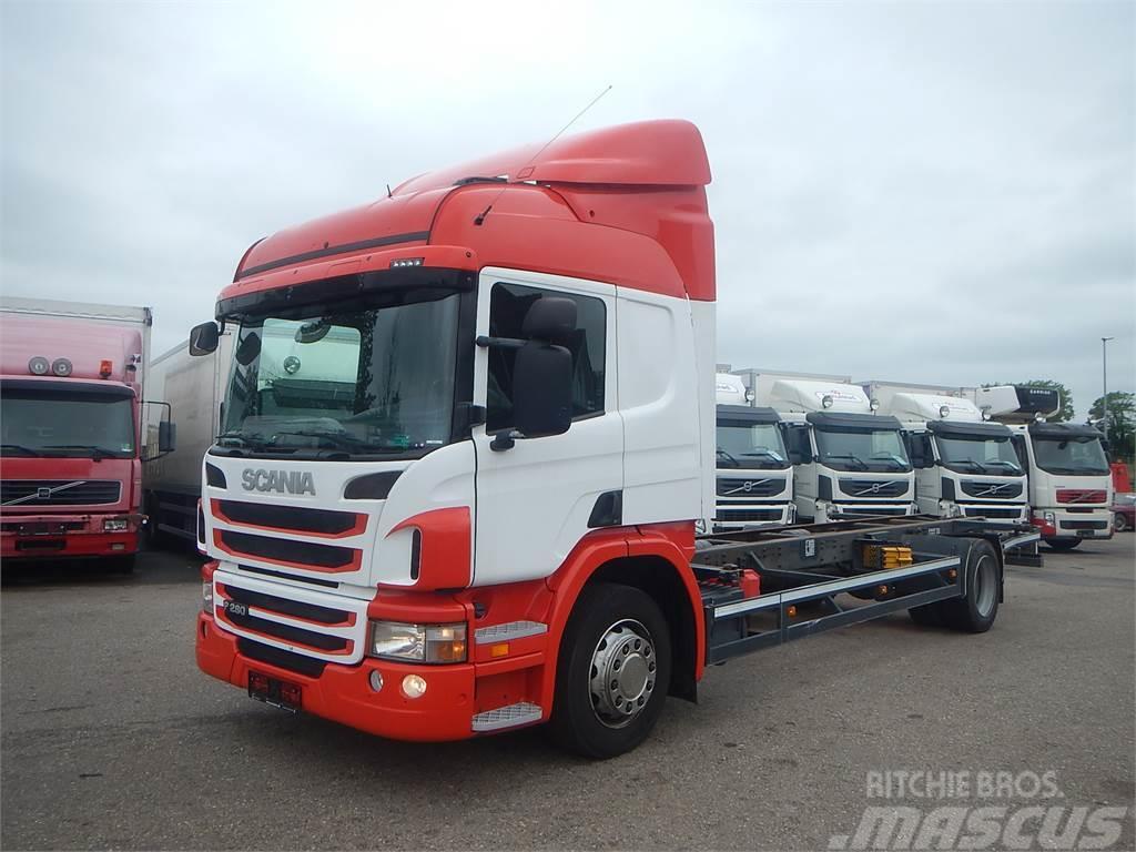 Scania P280 Veksellad - BDF euro-5