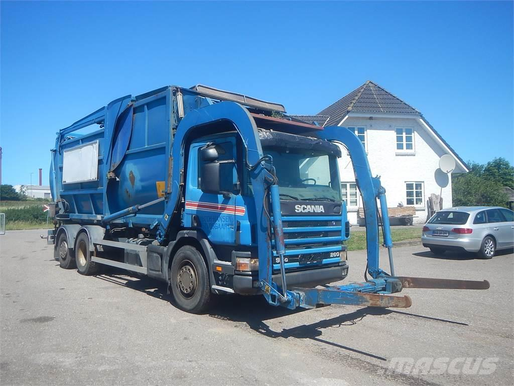 Scania P94 260 Frontloader