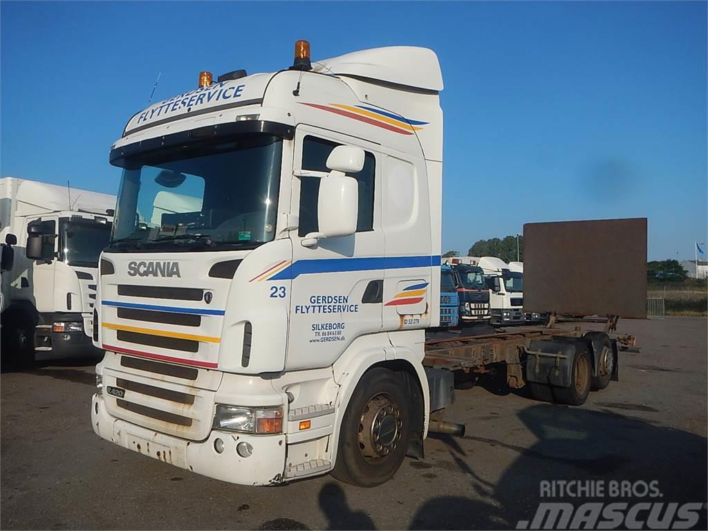 Scania R420 BDF