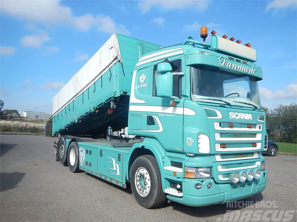 Scania R500 Korntip