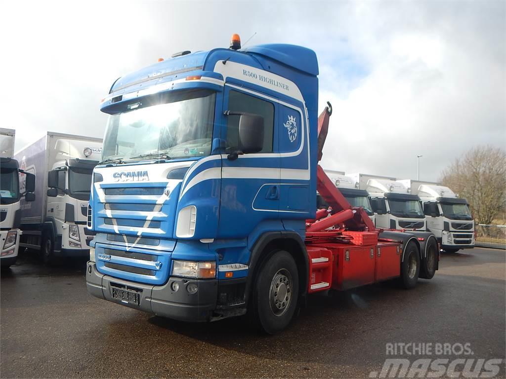 Scania R500 V8 Kroghejs