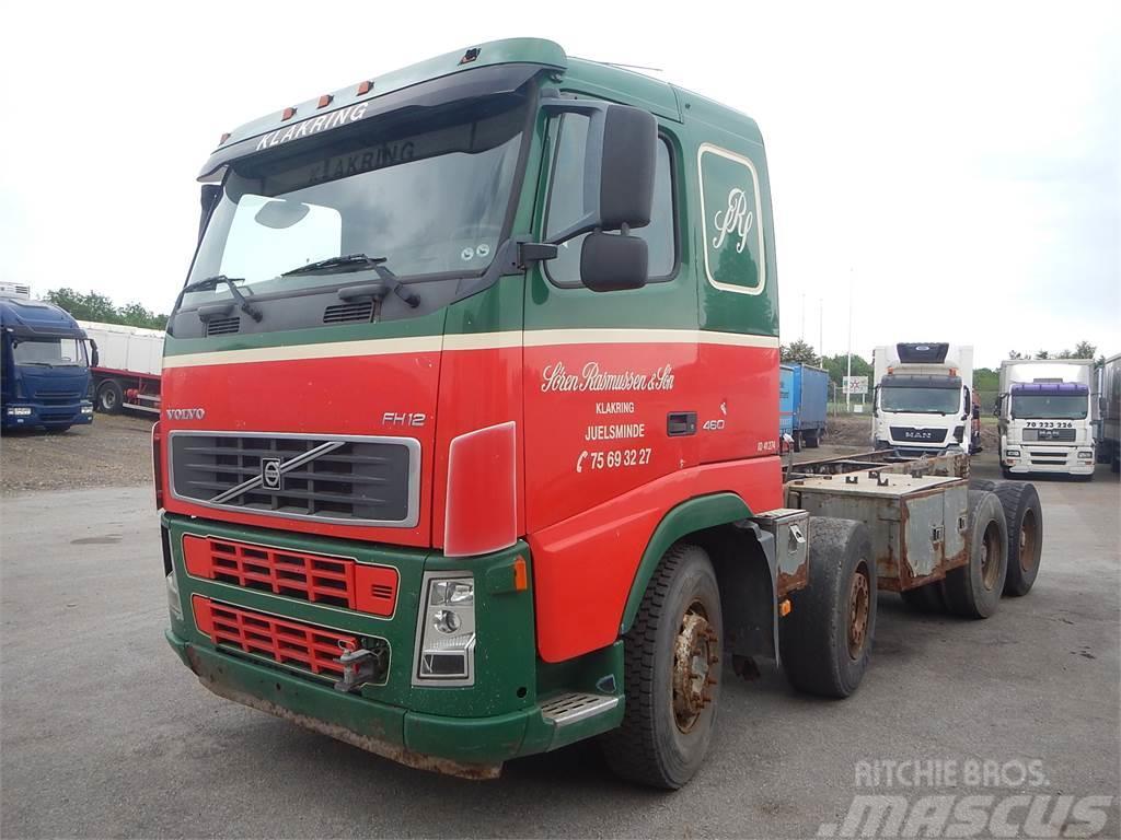 Volvo FH 12 460 8x4