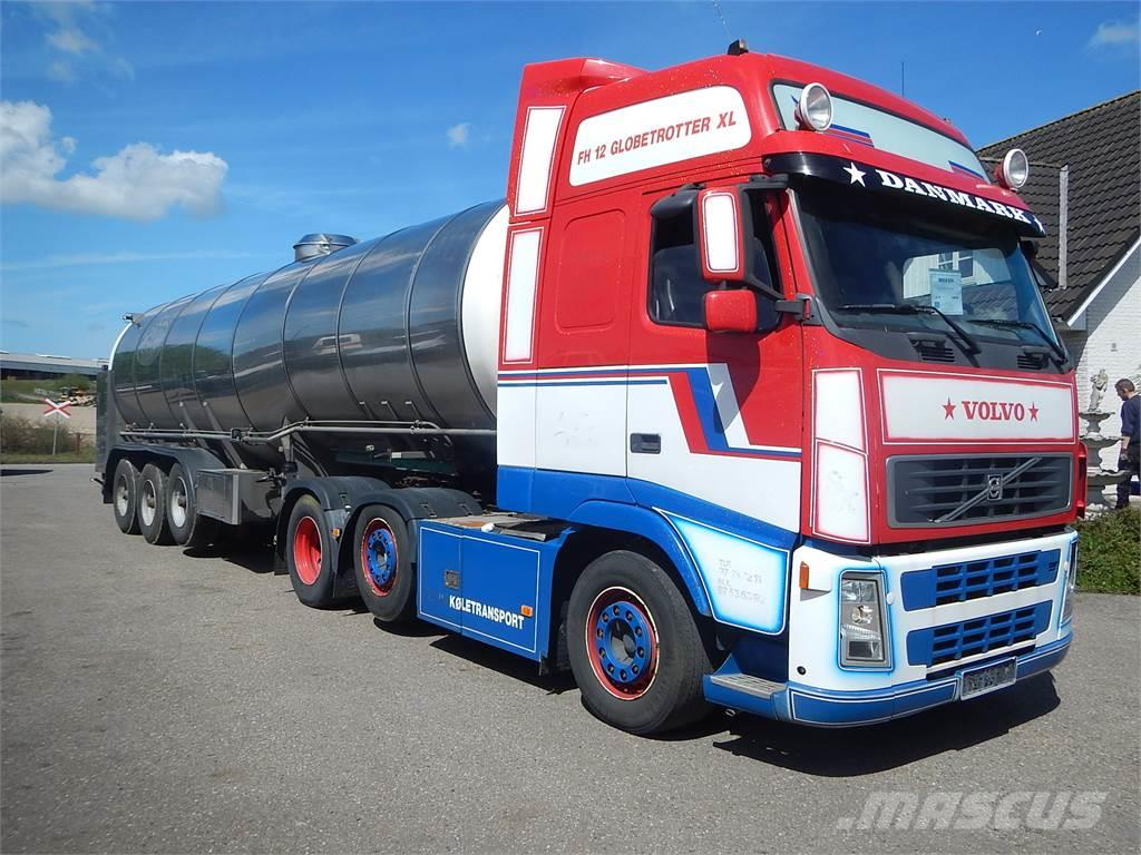 Used Volvo Fh 440 Tractor Units Year  2007 For Sale
