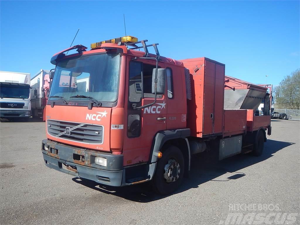 Volvo FL 220 Asfalt tip