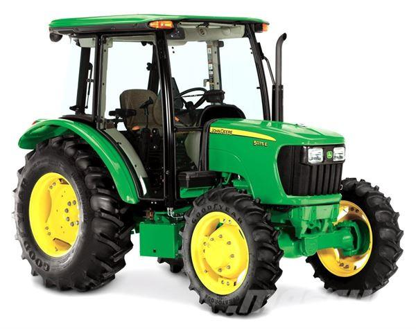 Used John Deere 5075E tractors Year: 2018 Price: $59,582 ...