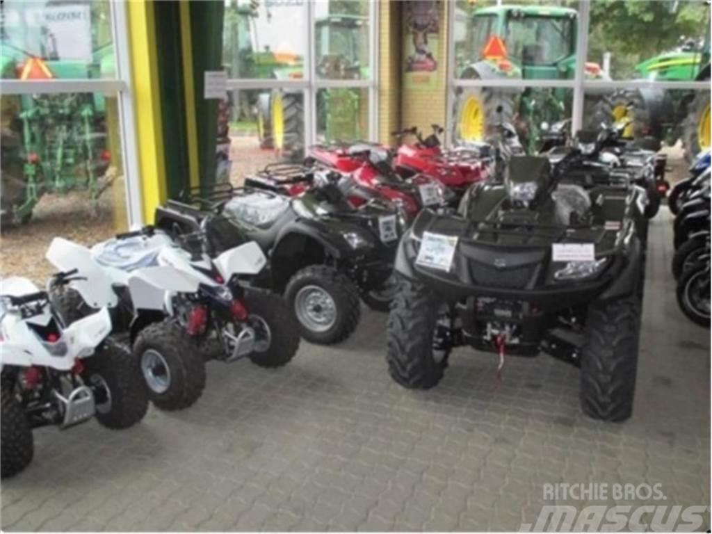 Suzuki LT-Z90L7 GUL ATV