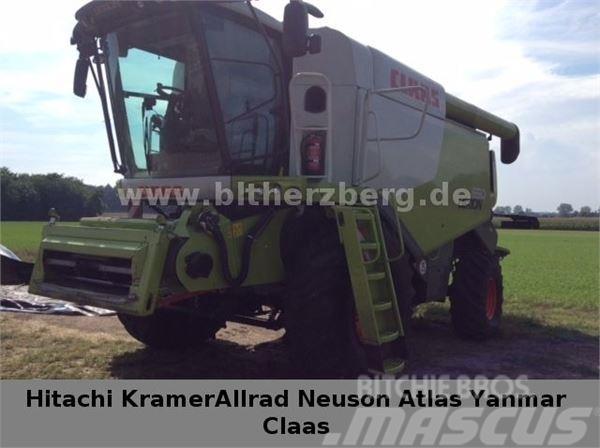 CLAAS Lexion650 Profi-Paket 2015 Vorführer