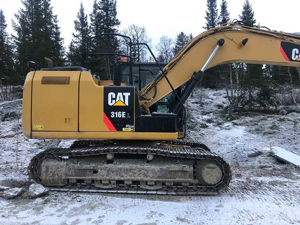 Caterpillar CAT 316 DE