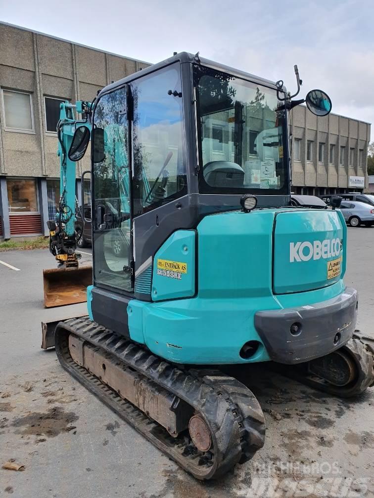 Kobelco SK55 SRX - 6