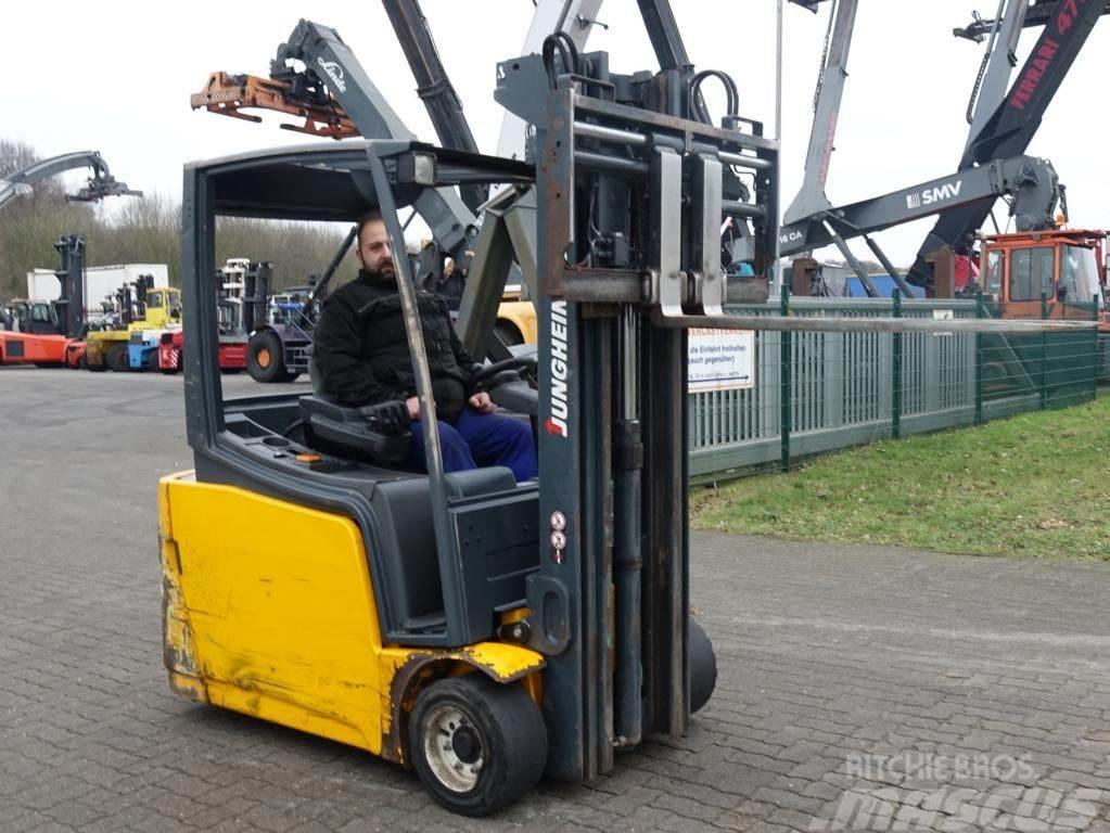 Electric Forklift Jungheinrich Erv308: Used Jungheinrich EFG220 Electric Forklift Trucks Year