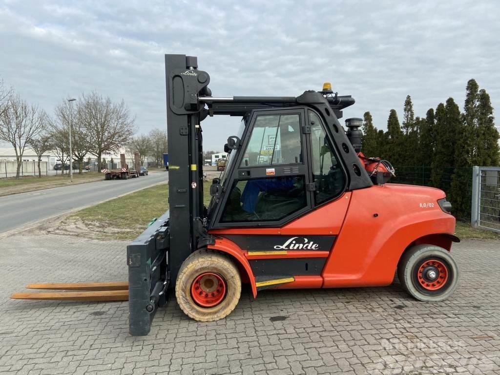 Linde H80T-02-1100