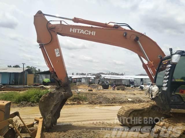 Hitachi ZX200-5G