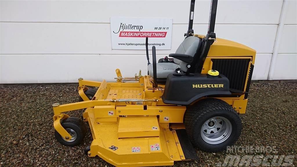 Hustler Z Diesel 72