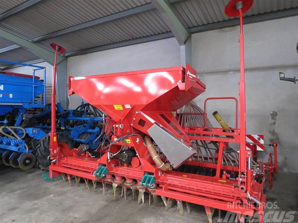 Kverneland rotorsåsæt med I drill såmaskine