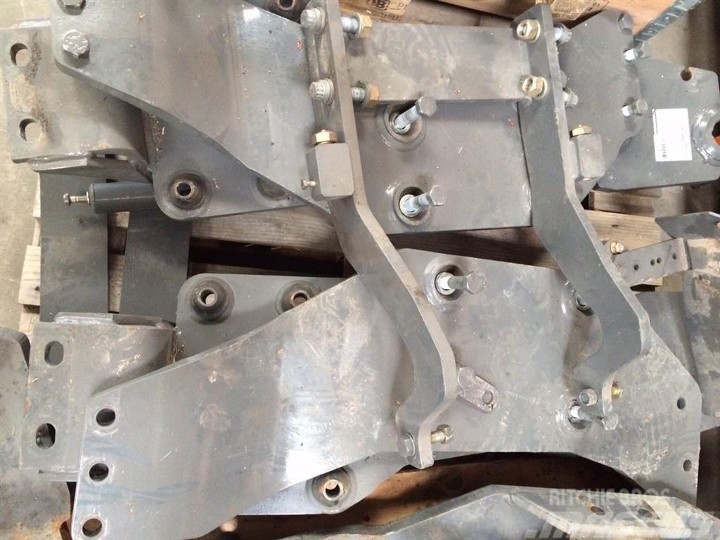 Massey Ferguson 7614 komplet traktordel