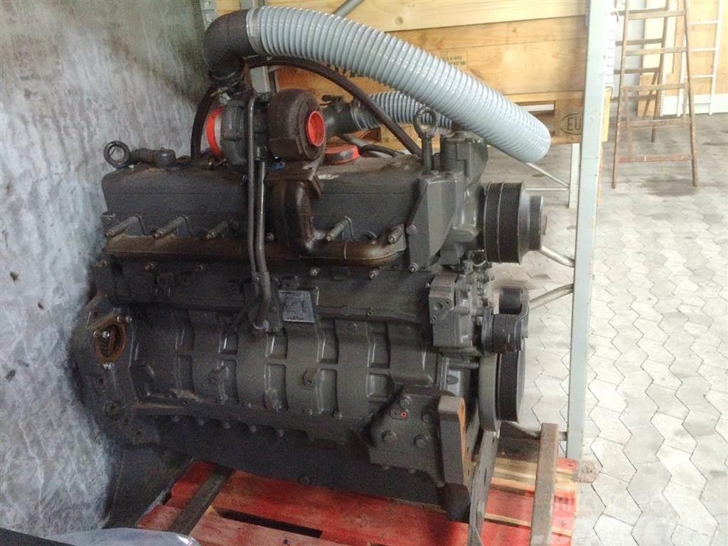 Massey Ferguson SISU 6 cyl. 6.6 l Sisu Tier 3 160/175 ISO hp 50
