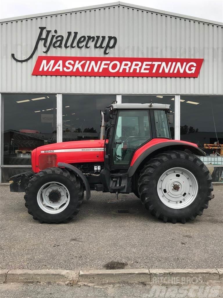 Massey Ferguson 8240