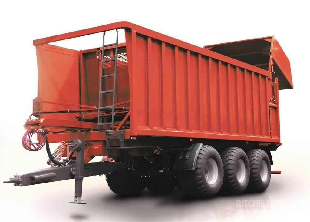 Pronar T-900 3-akslet, 25 tons