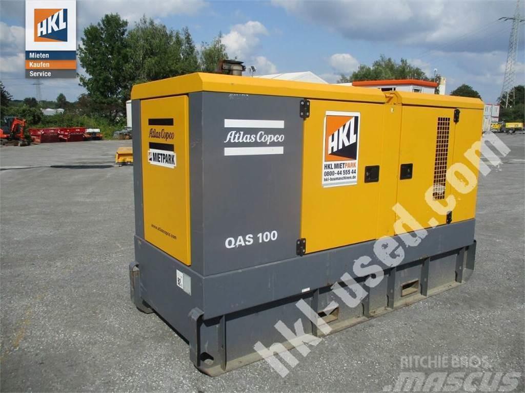 Atlas Copco QAS 100 PDS