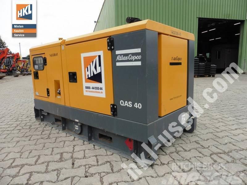 Atlas Copco QAS 40 KDS