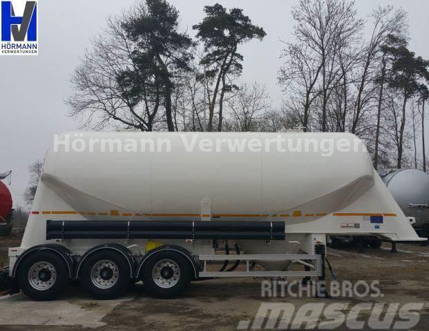 Kässbohrer K.SSL 35 Liegendsilo 35m³