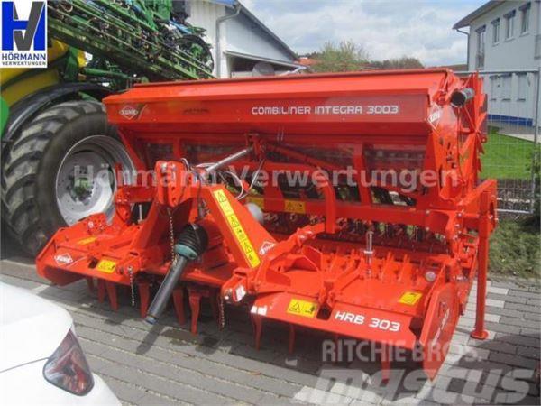 Kuhn Kombination HRB303D + Integra 3003