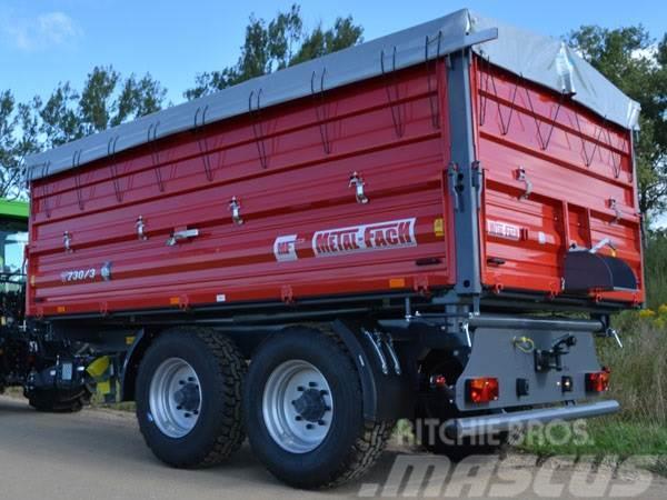 Metal-Fach T730/2, 10 t.