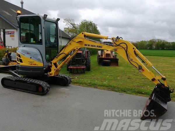 New Holland E27.2SR - Brugt