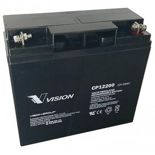 [Other] Vision CP12200 Batteri