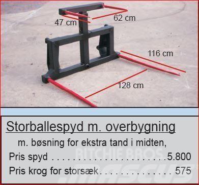 [Other] Storballespyd m. overbygning