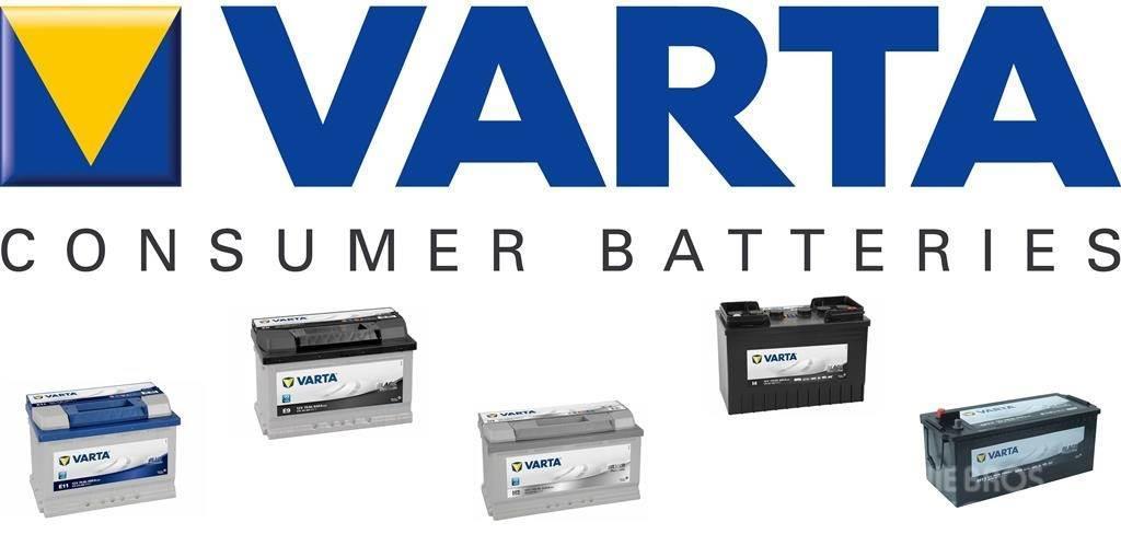 [Other] Varta Batterier