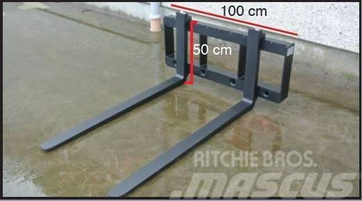 [Other] Pallegafler 1500 kg.