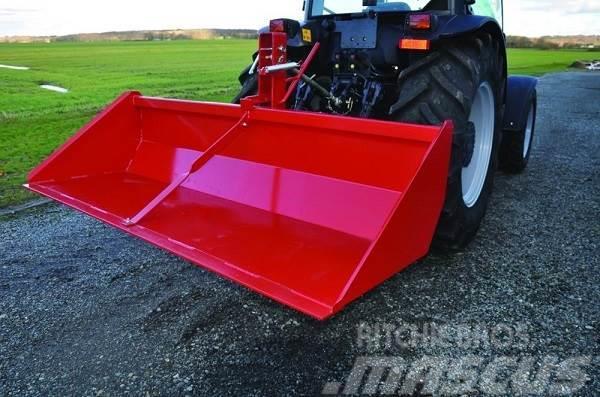 Præstbro Bagtipskovl T-436/1 m/ramme, Fiyat: 2.876 ₺, Kayıt yılı: 2016 - Diger traktör ...