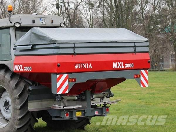 Unia MXL 2100 liter