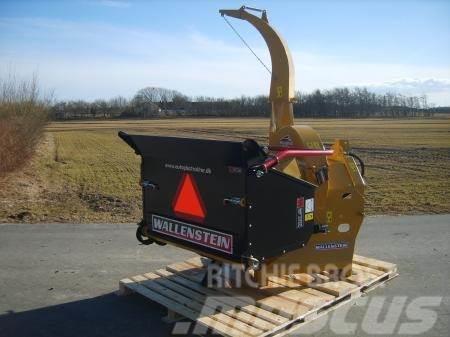 Wallenstein BX102REU m. hydraulisk indtræk