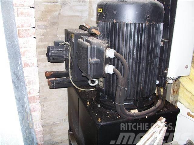 [Other] hydraulik pumpeanlæg 40hk
