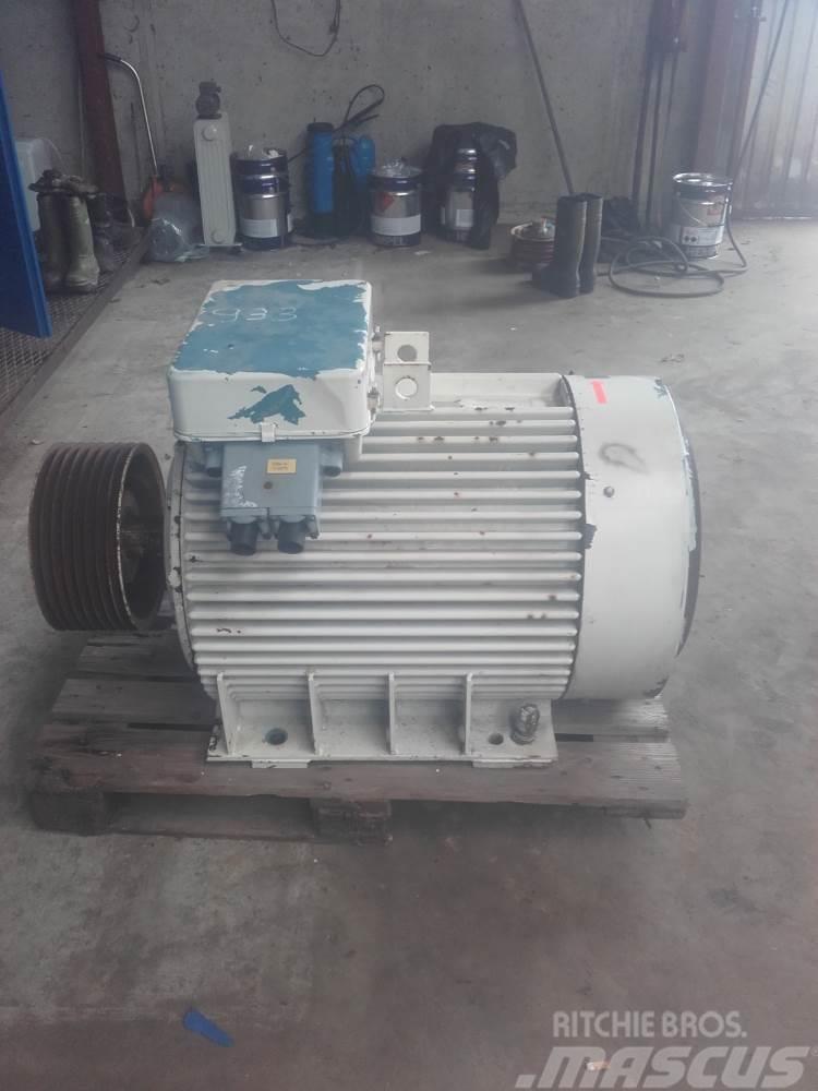 ABB 110 kw ABB MBV 315S e-motor