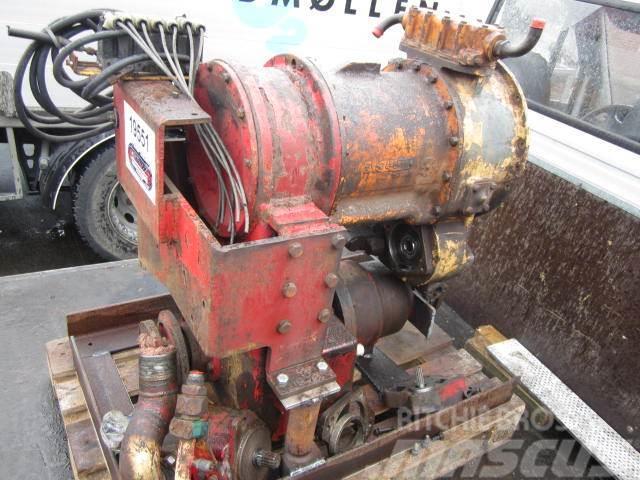 Allison transmission CRT3531-1 - kun til dele