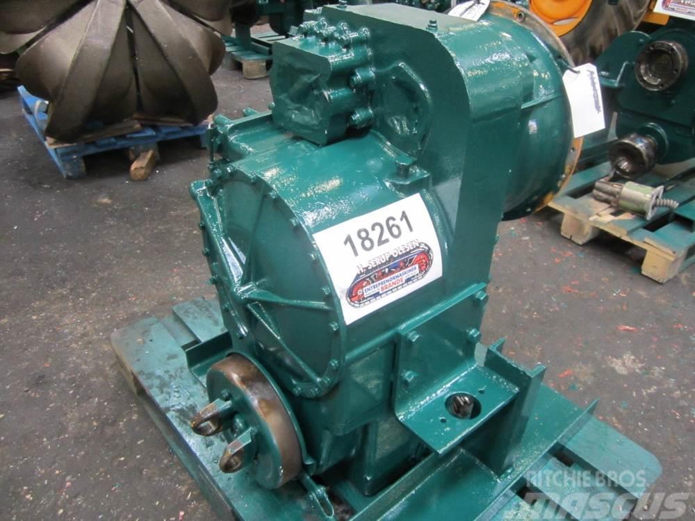 Allison TT2221-1 gear
