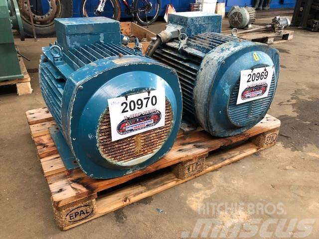 Asea 26 kW Asea E-motor