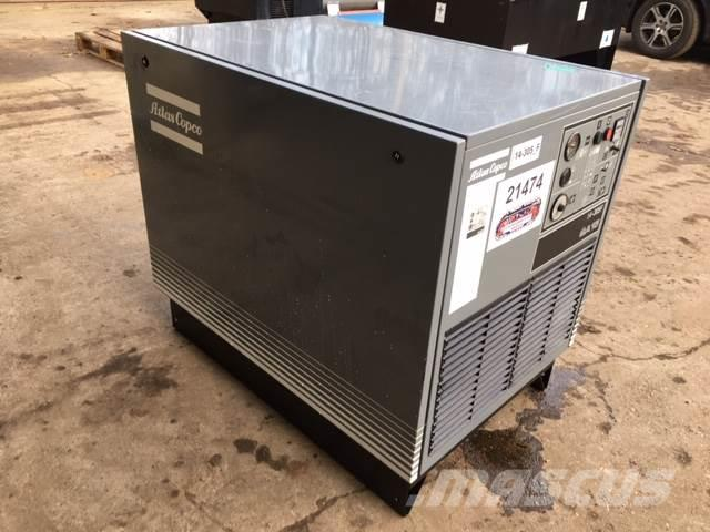 Atlas Copco GA15 el-skruekompressor - 7,5 Bar