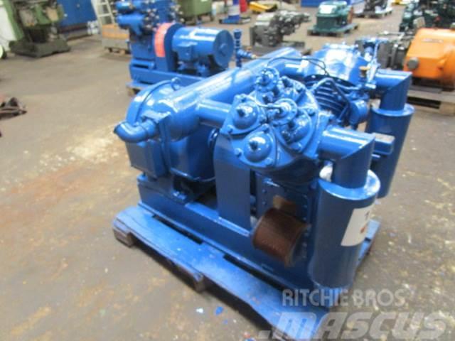 Atlas Copco luftkompressor 2 cyl. Type NE93
