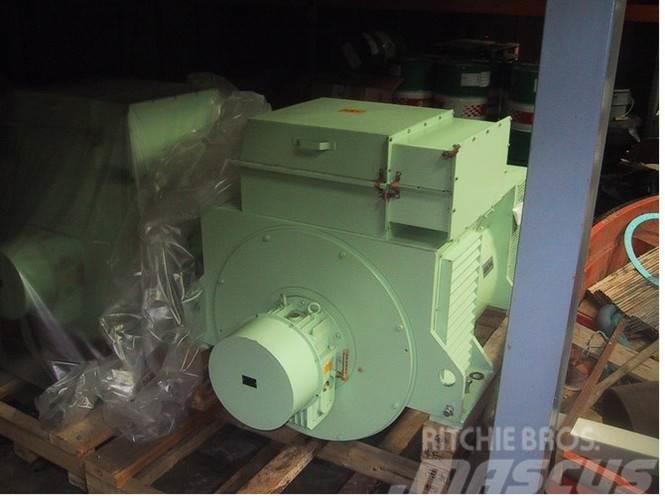 AVK 700 kva AVK generator - ubrugte - 4 stk.