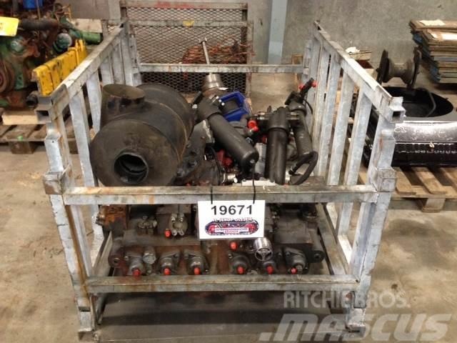 Banut Diverse hydraulik dele ex. BANUT B850