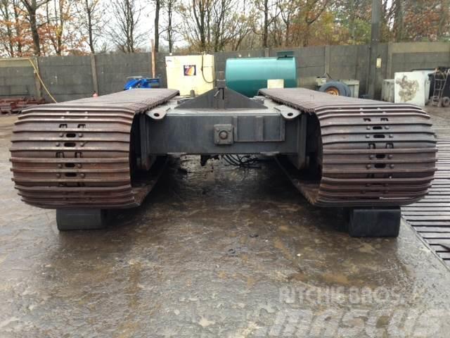 Banut Undervogn ex. Banut B850 - hydraulisk udskydelig